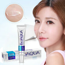 New Bioaqua Anti Acne Cream Oil Control Shrink Pore Acnes Scar Remove Face Care