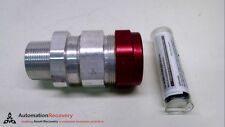 """COOPER CROUSE-HINDS TMCX4140, TERMINATOR CABLE FITTING, SIZE: 1-1/4"""" N,  #226602"""