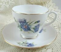 DUCHESS BONE CHINA CUP AND SAUCER  MADE IN ENGLAND