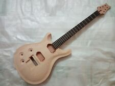 left hand Unfinished Guitar Body and 22  fret  neck Replacement PRS style parts