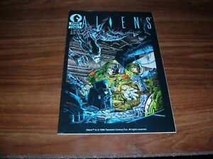 Aliens 1,2,3,4,5 lot of 5 comic books- first printings