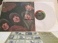 BEATLES RUBBER SOUL ORG '65 BRIT-POP-PSYCH MONO SHRINK! 'MICHELLE' NM-!