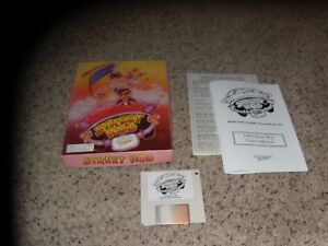 """Street Rod IBM PC Tandy Mint Game 3.5"""" disks with box and manual"""
