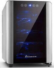 Wine Fridge Touchscreen Wine Cooler Countertop 12 Bottles Energy Class A NEW