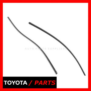 FACTORY LEXUS IS F GX460 IS350 TOYOTA CAMRY SCION XB WIPER BLADE INSERTS OEM SET