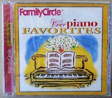Family Circle - Best Ever Piano Favorites - Artur Rubinstein - CD neu & OVP