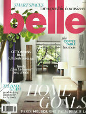 Belle Australia Magazine August 2016 Ellen DeGenere Ottomans Rule Mag