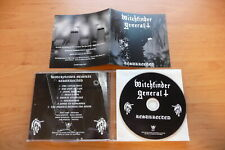 @ CD WITCHFINDER GENERAL - RESURRECTED / BURIED BY TIME AND DUST 2008/RARE DOOM