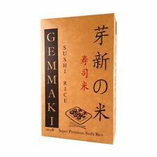 Riso per Sushi Premium GEMMAKI sottovuoto La Gemma
