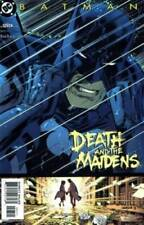 BATMAN: DEATH AND THE MAIDENS #7 (2004) 1ST PRINT BAGGED & BOARDED DC COMICS