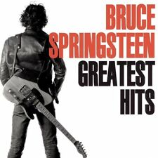 BRUCE SPRINGSTEEN (GREATEST HITS CD - SEALED + FREE POST)