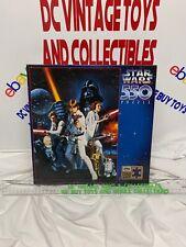 RoseArt 1996 Star Wars 550 Piece Puzzle (Corkboard) Factory Sealed L@@K