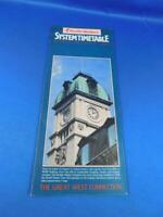 SEPTEMBER 1984 PACIFIC WESTERN AIRLINES SYSTEM TIMETABLE ROUTE MAP TRAVEL