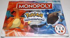 Monopoly: Pokemon Kanto Edition board game Gotta catch 'em all!