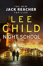 Lee Child Crime, Thriller & Adventure Books