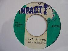 "New ListingMighty Diamonds Cat O Nine Impact Roots Reggae 7"" Hear"