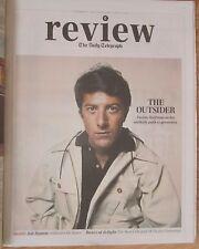 Dustin Hoffman - Daily Telegraph Review – 6 December 2014