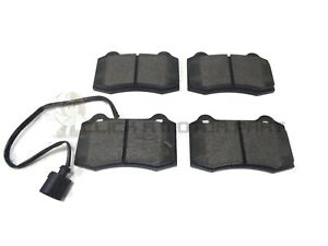 SEAT LEON CUPRA R 1.8 20V TURBO 2002-2005 FRONT MINTEX BRAKE PADS SET OF 4