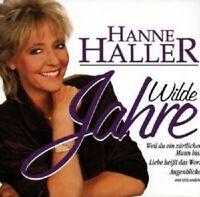 """HANNE HALLER """"WILDE JAHRE"""" CD NEUWARE"""