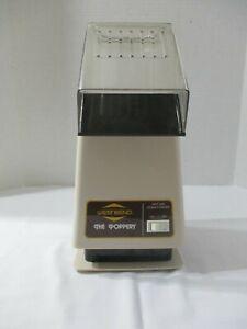 WEST BEND THE POPPERY HOT AIR POPCORN POPPER COFFEE BEAN ROASTER 1500 W 5459