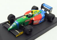 Onyx 1/43 Scale Diecast 079 - F1 '90 Benetton B190 - #19 Nannini
