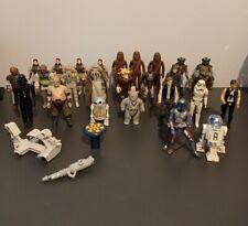 Vintage Kenner Star Wars Action Figures Millennium Falcon Parts JOB LOT BUNDLE