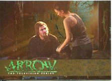 Arrow Season 1 Gold Parallel Training Chase Card TR3