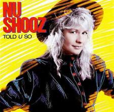 Nu Shooz - Told U So (CD) 075678180422
