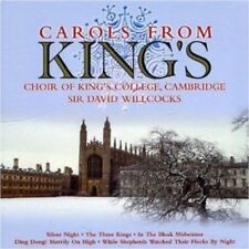 Ballade of King 's College/willcocks-Carols from King' s CD NEUF