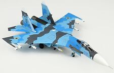 72-SU27-001 Sukhoi Su-27 Flanker-B Ukrainian AF JC Wings 1:72 diecast model