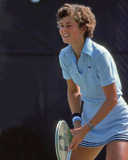 1978 Tennis Pro Pam Shriver Glossy 8x10 Photo Print Poster