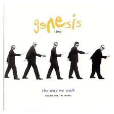 Genesis Live The Way We Walk Vol 1 The Shorts CD NEW SEALED I Can't Dance/Mama+