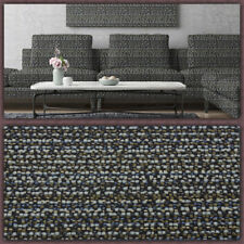 "Designtex Modern Tweed Midnight Upholstery Fabrics Online 54"" by the yard outlet"