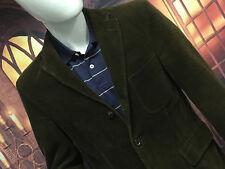 Ralph Lauren POLO Brown Corduroy Jacket Blazer Men's Sz Small - Looks New