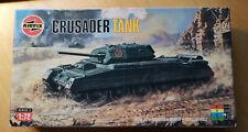 Airfix 1/72 Scale Crusader Tank Model Kit