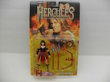 1996 ToyBiz Hercules Xena II Warrior Princess Black & Red Outfit MIB