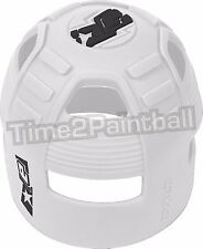 Planet Eclipse Tank Grip White / Black *Free Shipping* Paintball Exalt Butt