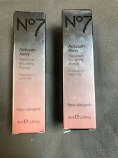 2 Boots No. 7 Airbrush Away Radiance Boosting Primer ‑ 1oz. Clear