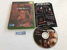 Dead Or Alive 3 - Microsoft Xbox - PAL FR - Sans Notice