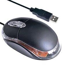 USB SOURIS OPTIQUE FILAIRE 3 BOUTONS POUR ORDINATEUR R4E2
