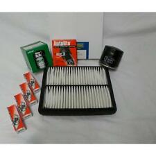 DAEWOO NUBIRA FILTER KIT SUIT PETROL MODELS air oil spark plugs