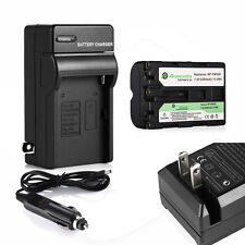 NP-FM500H Battery + Charger for Sony Alpha DSLR-A100 A700 SLT-A57 A58 A65V A77