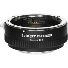 Fringer EF-FX Pro II Auto Focus Adapter Canon EF Lens to Fuji X-Mount