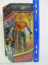 "DC Comics Unlimited Justice League of America 6.5"" Arthur Curry AQUAMAN Figure"