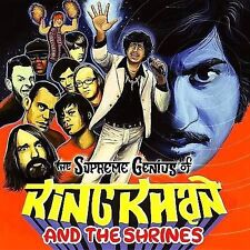 King Khan and the Shrines, Supreme Genius of King Khan, Excellent, Audio CD