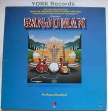 BANJOMAN - Film Soundtrack - Excellent Con LP Record