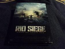"""DVD """"RIO SIEGE"""" de Jose Eduardo BELMONTE"""