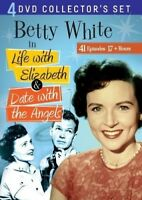 Betty White in Life With Elizabeth & Date With the Angels [New DVD]