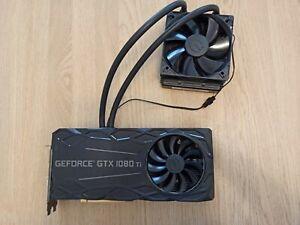 EVGA GeForce GTX 1080 Ti FTW3 HYBRID