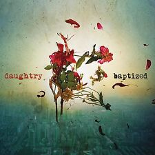 DAUGHTRY: BAPTIZED 2013 DELUXE EDITION INC 3 BONUS TRACKS / NEW